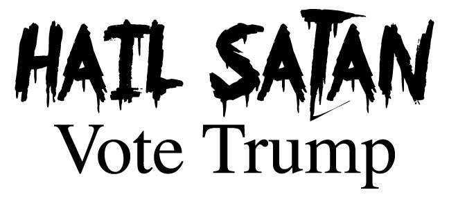 Hail-Satan-Vote-Trump-Vinyl-Decal-2016-Election-Republican-Donald ...